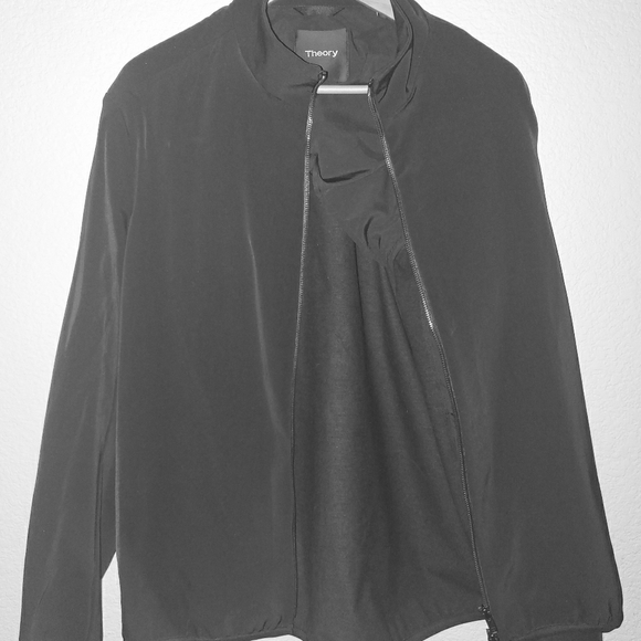 Theory Other - Theory mens black lightweight jacket